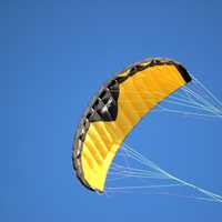 Parasail Kite in the air