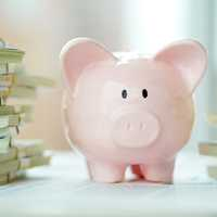 Piggy Bank staring at you