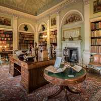 Harewood House Library