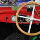 Vintage Car Steering Wheel
