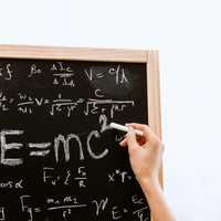 Writing the theory of relativity on the Chalkboard