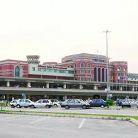 Allama Iqbal International Airport in Lahore, Pakistan