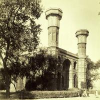 Chauburji in Lahore, Pakistan in 1880