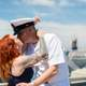 navy-veteran-couple-kissing-home-from-deployment