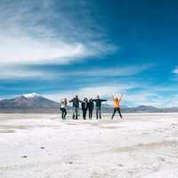 people-standing-on-the-volcanic-plain