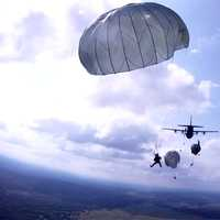 Through the eyes of a paratroopers