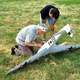 two-men-fixing-a-me-323-glider