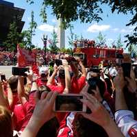 Washington Capitals Parade