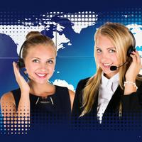 Women Call Center Consultants