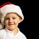 young-child-in-christmas-santa-hat