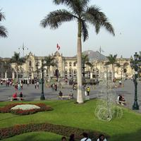 Governor's Palace in Lima, Peru