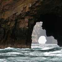 Ballestas Islands in Peru