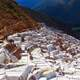 Salinas of Maras Salt steps in Peru