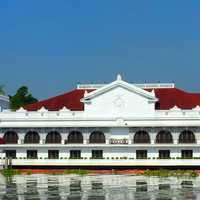 Malacañang Palace, the residence of the president of the Philippines