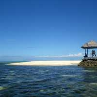 Pandanon Island in the Philippines