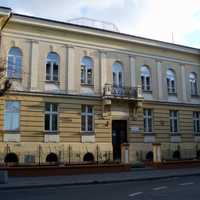 Burgaller Palace in Rzeszow, Poland