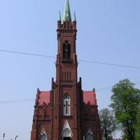 Church in Zgierz, Poland