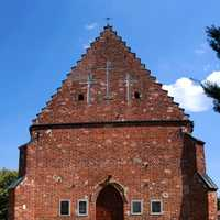 Church of Mary Magdalene in Miechocin, Poland