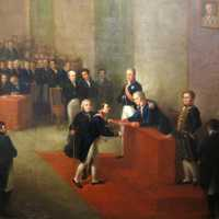 Granting the constitution to the Free City of Cracow