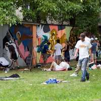 Lublin Graffiti Festival in Poland