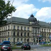 Palace of the Pomeranian Land Owners in Szczecin