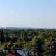 Panoramic view of Poznań in Poland