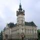 Town Hall building in Bielsko-Biala, Poland