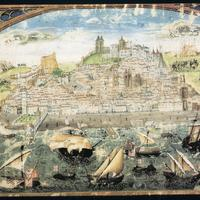 View of Lisbon 1500-1510