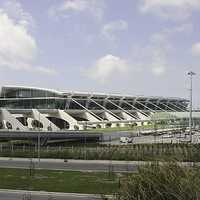 Porto Airport in Portugal