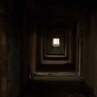 Dark Corridor in Russia