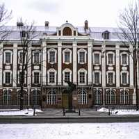 Saint Petersburg State University in Russia