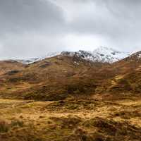 Mountain Landscapes in Scotland