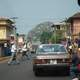 Streets of Freetown, Sierra Leone