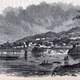 The colony of Freetown in 1856 in Sierra Leone