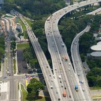 Highways and traffic in Singapore
