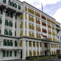 Ministry of Communications and Information in Singapore