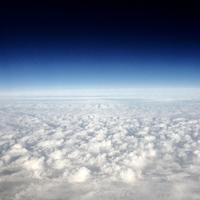 Clouds above the Cloud Sea