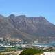 Hout Bay landscape in Cape Town, South Africa