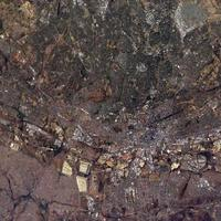 Satellite Image in Johannesburg, South Africa