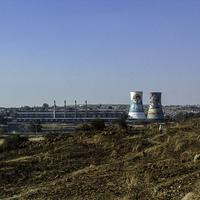 The Orlando Cooling Towers in Johannesburg, South Africa