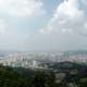 Anyang city panorama in South Korea