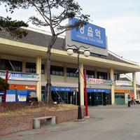 Jeongeup Station in South Korea