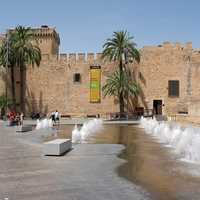 Altamira Castle in Elche, Spain