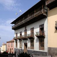 Casa de los Balcones in La Orotava, Spain