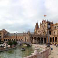 City and architecture in Spain