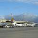 Gran Canaria Airport in Las Palmas, Spain