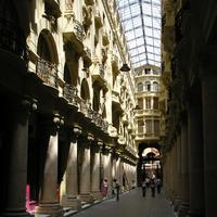 Interior Lodares Passage in Albacete, Spain