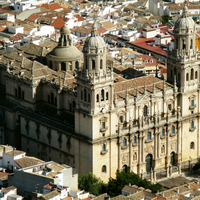Jaén Cathedral in Spain