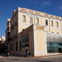 Maritime Museum building, Lloret de Mar in Spain