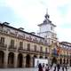 Oviedo's City Hall in Spain